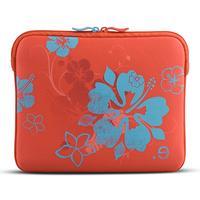 Be.ez tablet case: LA robe Moorea Vintage - Blauw, Rood