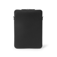 Dicota laptoptas: Ultra Skin PRO - Zwart