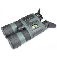LUNA OPTICS 5x Magnification, 15° FOV, 100m IR, 120x228x64mm, 1.2kg, Black/Green - Zwart, Groen