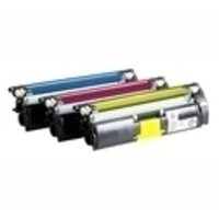 Konica Minolta toner: Toner Yellow 1.5K for magicolor 2400 / 2500 - Geel
