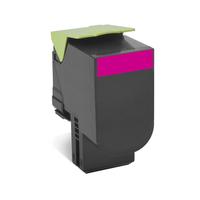 Lexmark toner: 802SM - Magenta