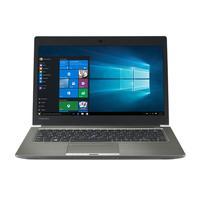 Toshiba laptop: Portégé Portégé Z30-C-10N - Grijs, Metallic