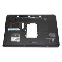 Toshiba notebook reserve-onderdeel: Bottom Base Case, Black - Zwart