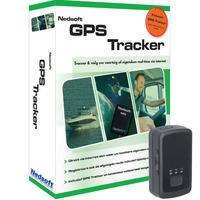 Nedsoft V3 GPS tracker - Zwart