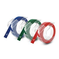 DYMO labelprinter tape: 3D label tapes
