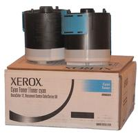 Xerox toner: Toner Cyan 4-Pack Pages 4 X 7800 - Cyaan