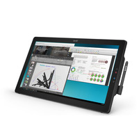 Smart technologies touchscreen monitor: SMART Podium 624 - Zwart