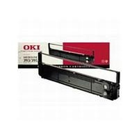 OKI printerlint: Lintcassette (zwart), 5 miljoen tekens