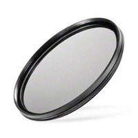 Walimex Slim CPL 58mm camera filter - Zwart