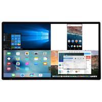 Ctouch touchscreen monitor: Leddura 2Share - Zwart