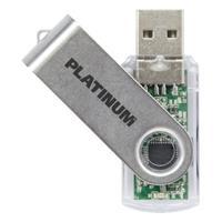 Bestmedia 177466 USB flash drive - Transparant