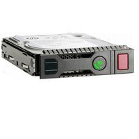Hewlett Packard Enterprise interne harde schijf: 146GB 6G SAS SFF - Zwart
