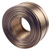 Valueline : 2x 2.50 mm², 100m - Transparant