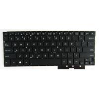 ASUS Keyboard, UK-English Notebook reserve-onderdeel - Zwart