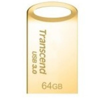 Transcend USB flash drive: JetFlash JetFlash 710 64GB - Goud