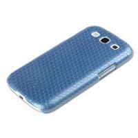 ROCK mobile phone case: Cover Jewel Samsung Galaxy SIII I9300 Blue - Blauw