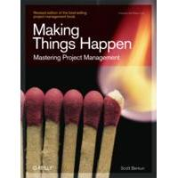 O'Reilly product: Making Things Happen - EPUB formaat