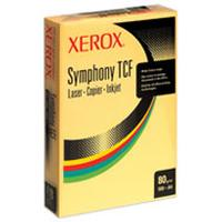 Xerox papier: Symphony 80 g/m² A4 250 Sheets Ivory - Ivoor