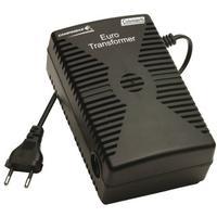 Campingaz voltagetransformator: Euro Transformer 230V - 12V, Black - Zwart