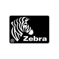 Zebra etikethouder: Roll Holder Behind