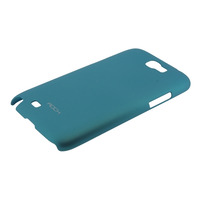 ROCK mobile phone case: Naked Cover Samsung Galaxy Note II N7100 Blue - Blauw