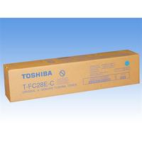 Toshiba toner: T-FC28EC - Cyaan