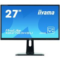 "Iiyama monitor: ProLite 68.58 cm (27 "") (68.6 cm) AMVA+ LED, 1920 x 1080, 4 ms, 3000:1, 300 cd/m², 0.311 x 0.311 mm, ....."