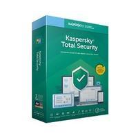 Kaspersky Lab Total Security, 3u, 2y software