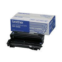 Brother drum: DR-3000 drum unit - Zwart