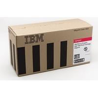 IBM cartridge: Return Program Toner Cartridge, Magenta, 6000 pages