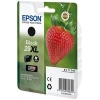 Epson inktcartridge: 29XL K - Zwart