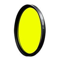B+W 022 middel-geel kleurcorrectie filter met MRC coating 77mm