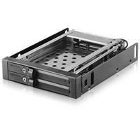 """Enermax drive bay: 2 x 2.5"""" Mobile Rack - Zwart"""