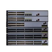 Huawei switch: S5700-52P-PWR-LI-AC - Zwart
