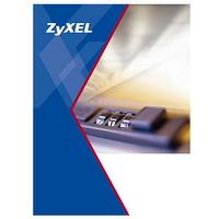 ZyXEL software licentie: E-iCard 1Y UTM(IDP, Antivirus, Antispam, Content Filtering) ZW310/USG310