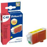 Pelikan Canon CLI-521Y yellow