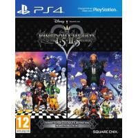 Square Enix game: Kingdom Hearts HD 1.5 + 2.5 ReMIX  PS4