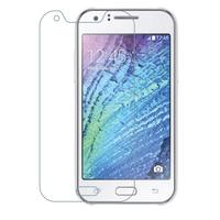 Azuri screen protector: screen protector Tempered Glass voor Samsung J1 - Transparant