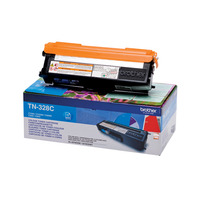 Brother toner: TN-328C Toner Cyaan