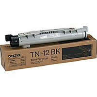 Brother TN 12 - Tonercartridge zwart (TN-12BK)