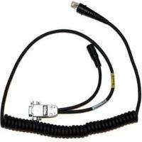 Honeywell seriele kabel: RS-232 - Zwart
