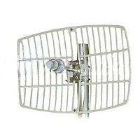 WiFi-Link antenne: 5.3GHz Square Grid Parabolic Antenna 24dBi