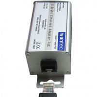 Wantec PoE adapter: 5627 - Zwart
