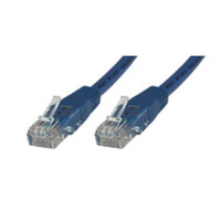 Microconnect netwerkkabel: CAT5e UTP 7m - Blauw