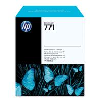 HP printkop: 771 DesignJet onderhoudscartridge
