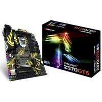 Biostar moederbord: Intel Z370, LGA 1151, 4x DDR4 DIMM, 3x PCI-E x16 3.0, 3x PCI-E x1 3.0, 6x SATAIII, 2x M.2, USB 3.1, .....