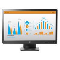 HP monitor: ProDisplay P232 - Zwart
