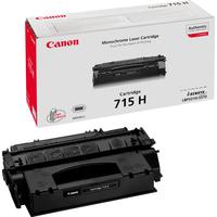 Canon cartridge: 715H - Zwart