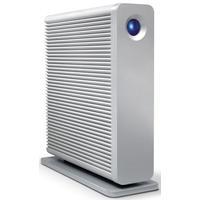 LaCie externe harde schijf: d2 Quadra USB 3.0 hard drive 4TB - Zilver