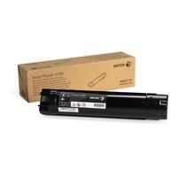 Xerox toner: Hoge capaciteit tonercartridge, zwart (18.000 pagina's) Phaser 6700